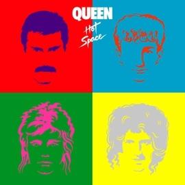 Queen альбом Hot Space