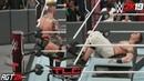 WWE 2K19 ONLINE - John Cena vs. Randy Orton TLC MATCH HIGHLIGHTS