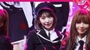 입덕직캠 아이즈원 미야와키 사쿠라 직캠 4K '라비앙로즈 La Vie en Rose' IZ*ONE Sakura FanCam @MCOUNTDOWN 2018 11 08