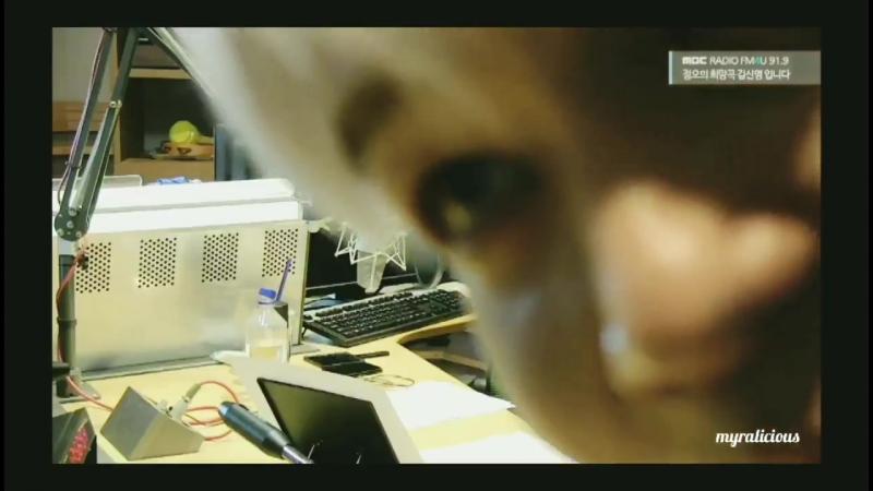 KANGSUNGHOON MBC FM4U He did it again 10 08 18