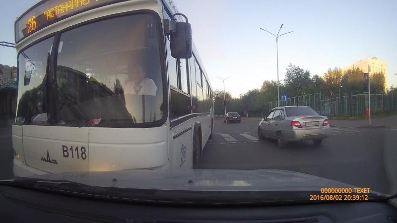 дтп с автобусом г. н. Z 428 DD
