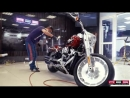 Harley-Davidson покрыт Ceramic Pro 9H