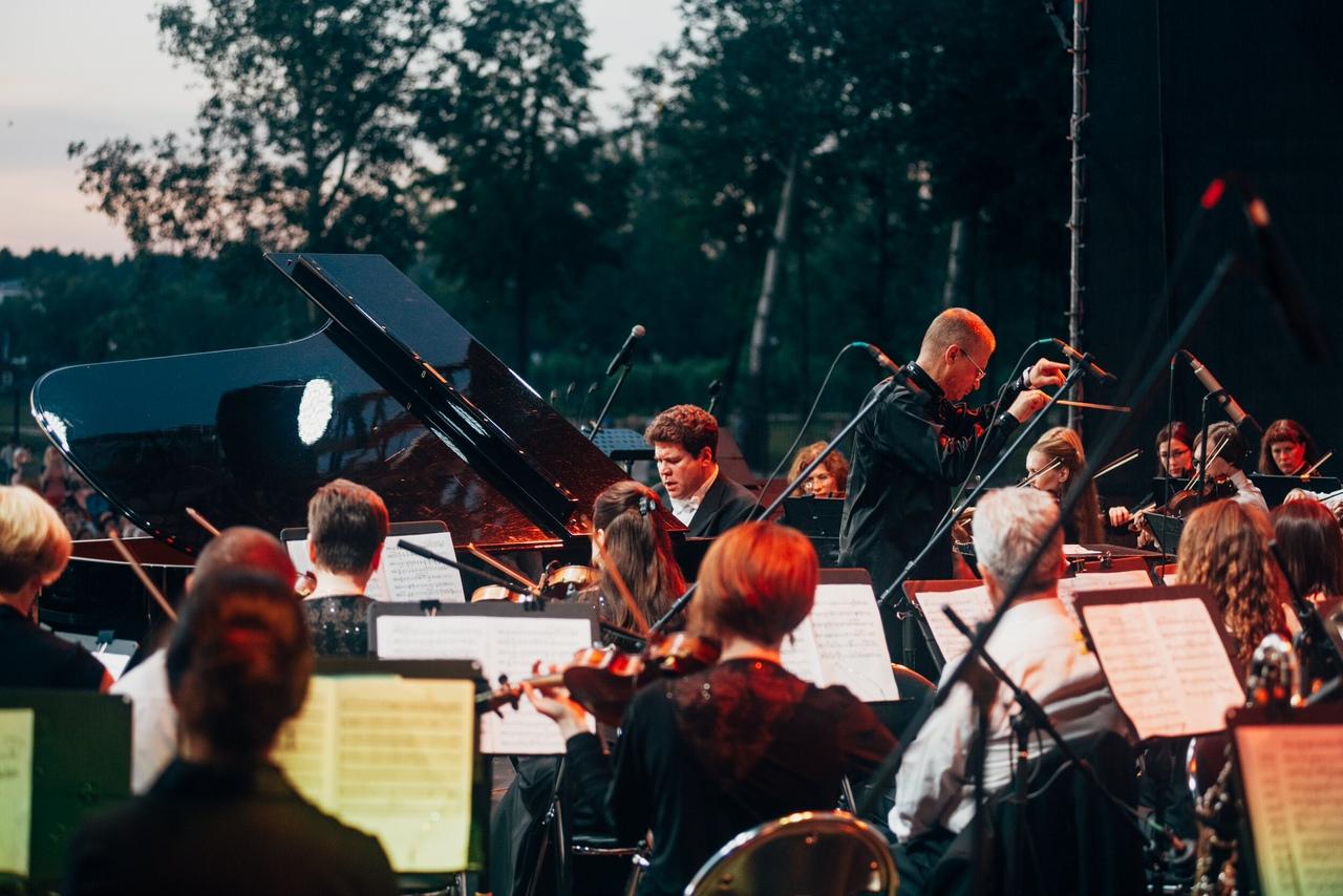 Фото отчет с концерта ALMA MATER: Новые имена в Суздале. 28.06.18