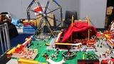 Lego World Utrecht 2013 Circus and fun fair