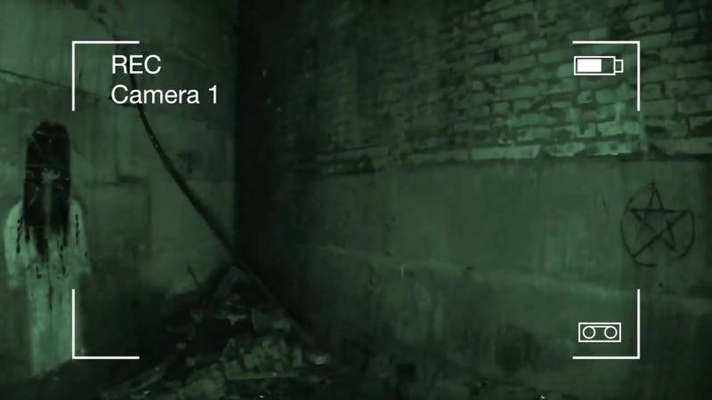 Оставил камеры в заброшенной психбольнице Я снял необъяснимое