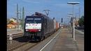 Güterzüge zwischen Würzburg und Fürth - Hödlmayr, GySEV, ÖBB, RTB uvm.