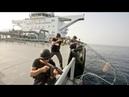 Somalische Piraten greifen Schiffskutter an!