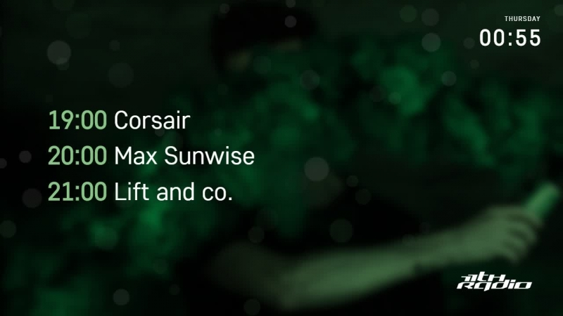Corsair and Max Sunwise Lift b2b Max Sunwise - Live @ Breakpoint Province (26.07.2018)
