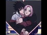 Саске и Сакура Наруто и ХинатаБереги любовь