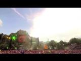 Don Diablo &amp Matt Nash - Starlight (Otto Knows Remix) @ Tomorrowland 2013