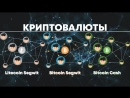 Крипта блокчейн и два биткоина