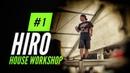 HOUSE DANCE WORKSHOP | HIRO fifth class | SDK EUROPE 2013 (Part 1)