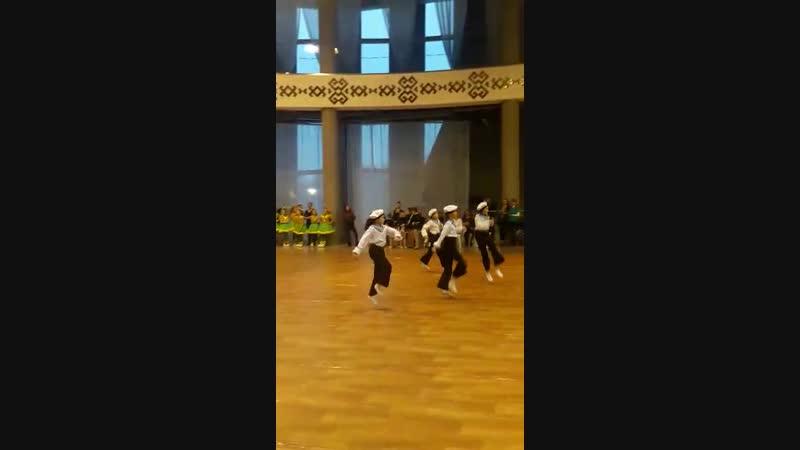 Танец Безкозырка на X Чемпионате по современным танцевальным направлениям в г Уфа 25 11 2018
