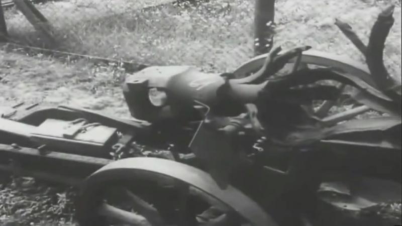 1941 - Нямецкія хронікі захопу Магілёва