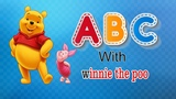ABC with Winnie the Pooh Alphabet song
