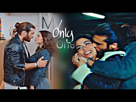 Can and Sanem || The only one ( English Arabic translation)