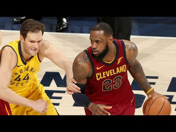 Cleveland Cavaliers vs Indiana Pacers - Full Game Highlights | Game 3 | April 20, 2018 | NBA