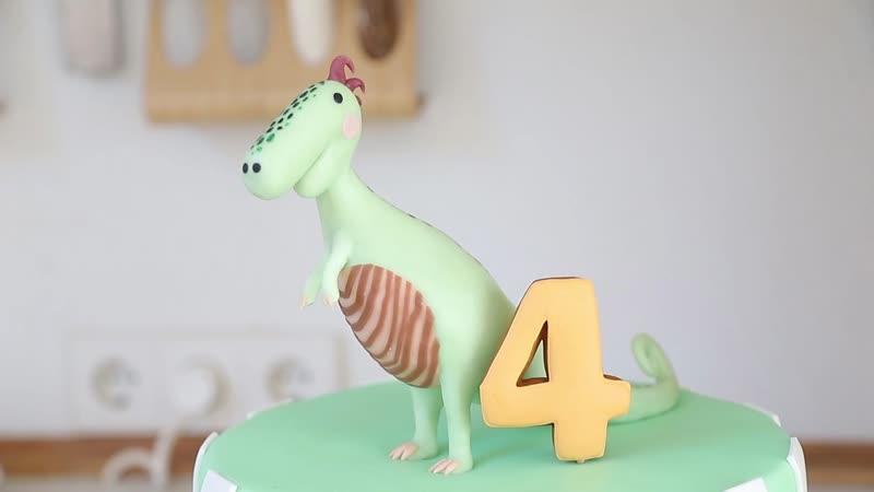 Детский день рождения. 4 года! (Full Frame Family)