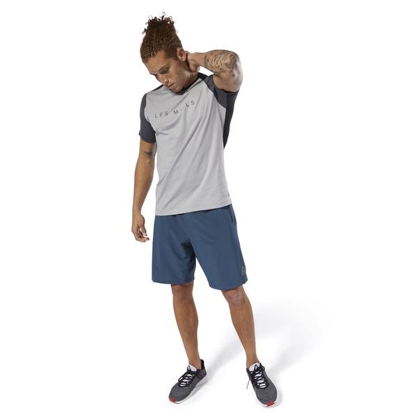 Спортивная футболка LES MILLS® SmartVent Move