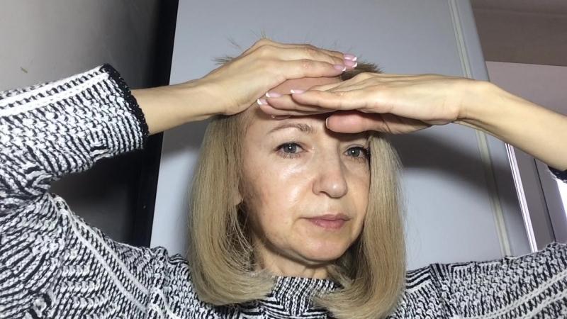 Практика с прорабатыванием гипер- и гипотонуса мышц лица.
