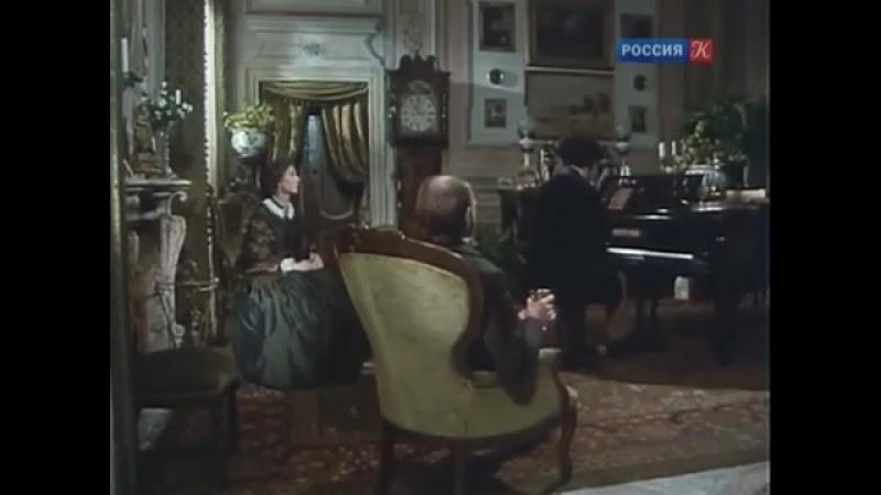 Жизнь Джузеппе Верди. 6 серия. 1982 год.
