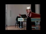 1018 J. S. Bach - Violin Sonata in F minor, BWV 1018 - Anna Markova &amp Dmitri Subow