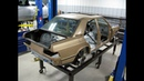 Mercedes 190E C63 AMG Body Swap Project