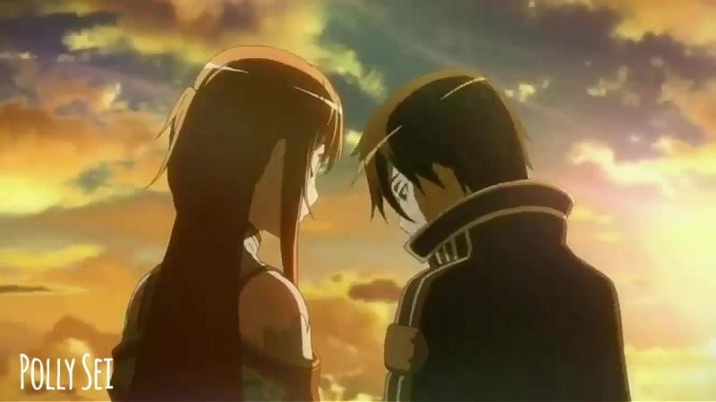 Асуна и Кирито - Я люблю тебя » Freewka.com - Смотреть онлайн в хорощем качестве