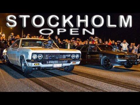 The STOCKHOLM OPEN Street Race (Full Movie)