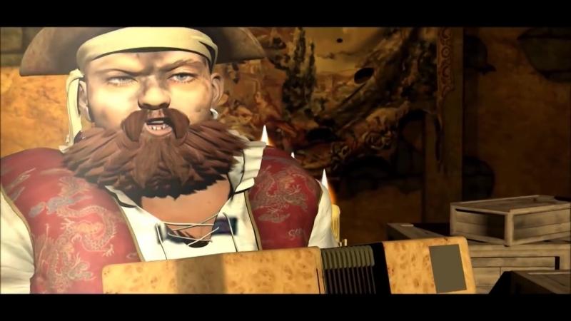 Mr. Hurley Die Pulveraffen - Taljenblock ANIMIERTES MUSIKVIDEO