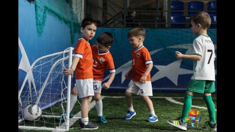 Интервью юных футболистов о ЧМ политике спорте и будущем
