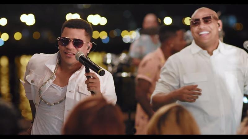 Gente de Zona - Cuando Calienta el Sol (Video Oficial) | En Letra De Otro - 2
