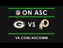 NFL   Packers VS Redskins