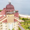 SMOLINOPARK **** - отель, рестораны, отдых