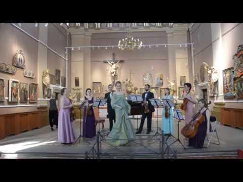 W.A.Mozart. Alleluja