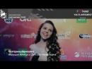 Ведущая конкурса Детская Новая волна об отеле Ялта-Интурист в Крыму