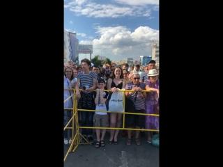 BOSTAN & TAYA (День города Новосибирск 2018)