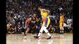 LeBron James &amp Dwyane Wade Hug And Exchange Jerseys After Final Matchup