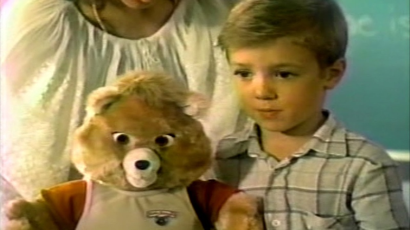Teddy Ruxpin commercial 1985