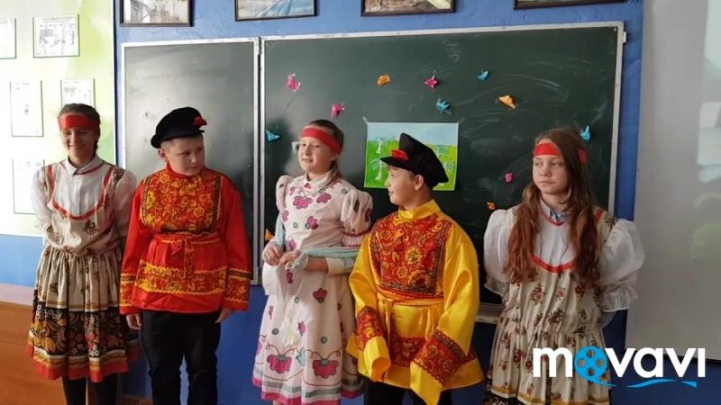 Урок проект по литературе 6 класс Календарно обрядовый фольклор