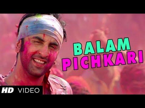 Balam Pichkari Full Song Yeh Jawaani Hai Deewani | Ranbir Kapoor, Deepika Padukone