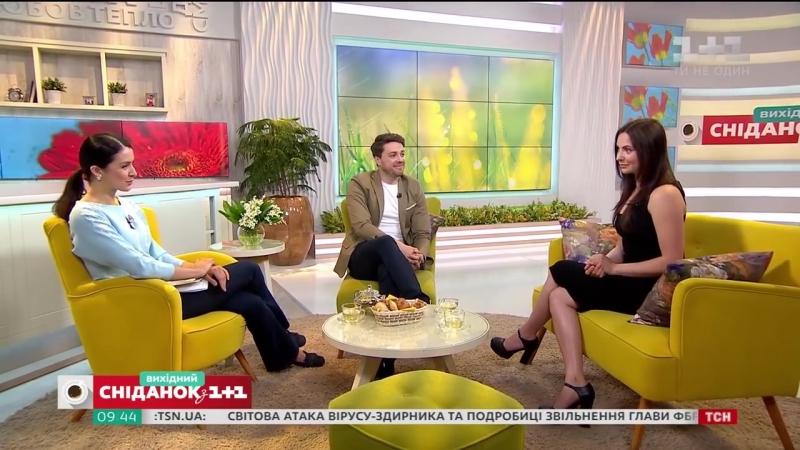 Одна з найталановитіших акторок нового покоління Розмова за чашкою чаю з Валер