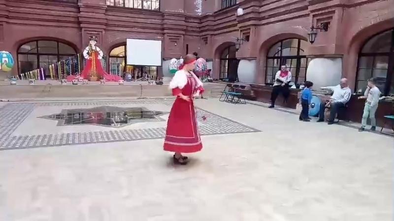 Русская пляска