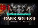 Dark Souls II Мое первое прохождение Актив Чат 1