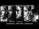 THE KING 2019 Robert Pattinson Timothée Chalamet and Lily Rose Depp