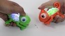 Интерактивная Лягушка Глупи и Хамелеон YCOO Gloopies Silverlit