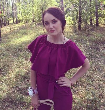 Анастасия Шевелёва