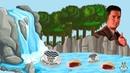 Твин Пикс водопад, волшебный лес и чертовский вкусный кофе