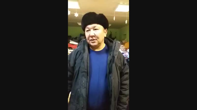 Помощь погорельцам Якутска от киргизских таксистов. 14.01.19