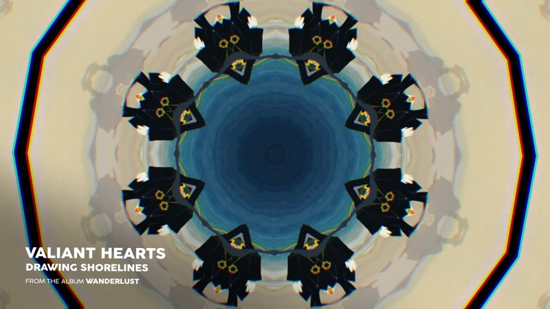 Valiant Hearts - Drawing Shorelines (Official Audio Stream)